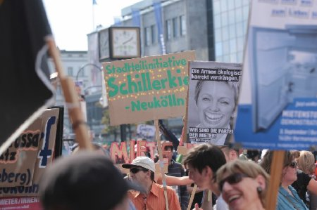 Mietenstopp-Demo 3.9.2011