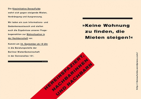 Einladung DonauFulda 24. 9.2012