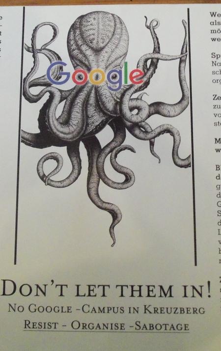 No Google Campus