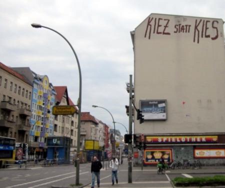 Kiez statt KIes Schillerkiez/Neukölln