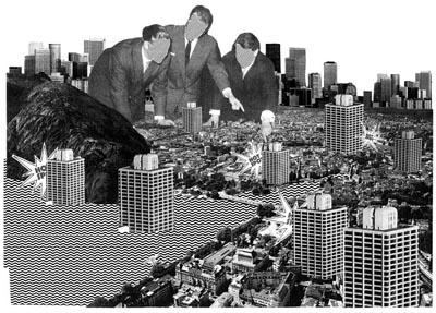 Investoren ergreifen die Stadt