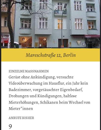 Screenshot Mareschstr. 12