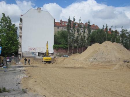 Neubau Eigentumswohnungen 12053 Neukölln Mai 2014