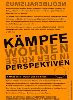 Veranstaltung zu Polen