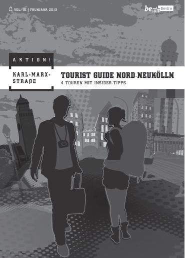 Tourist Guide Neukölln Cover