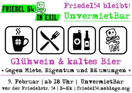 Unvermietbar Friedel54