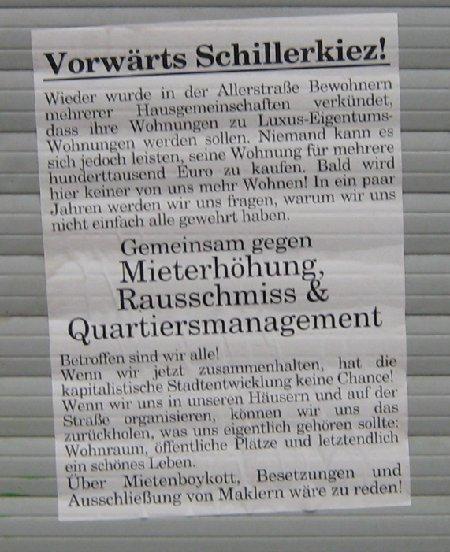 Vorwärts Schillerkiez