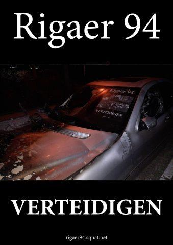 Rigaer94 verteidigen